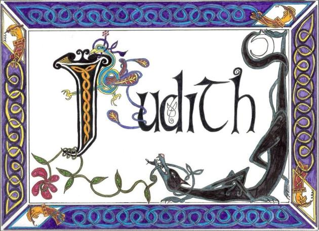 Celtic Judith